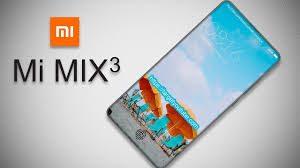 Смартфон xiaomi-mi-mix-3